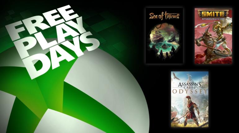 Free play Days 2020
