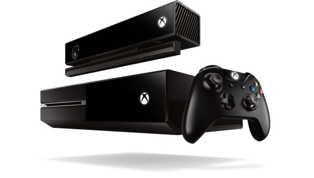 Xbox One + kinect