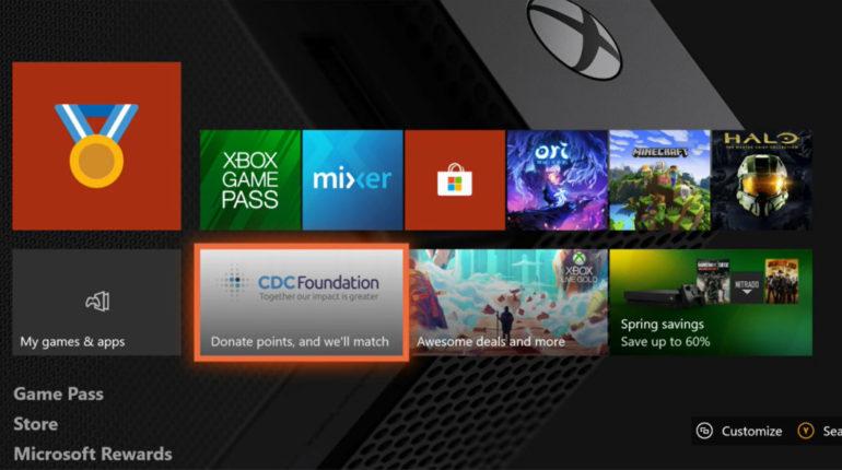 Covid-19-Xbox