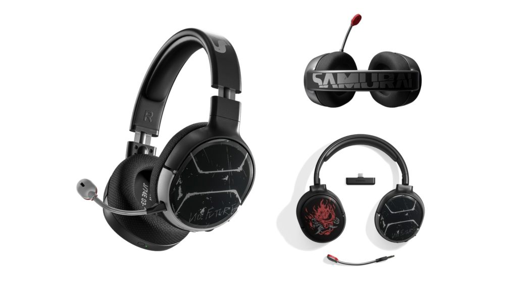 XboxWire SteelSeries Cyberpunk 2077 Limited Edition