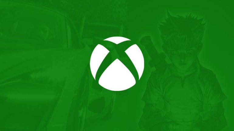 анонс Xbox логотип
