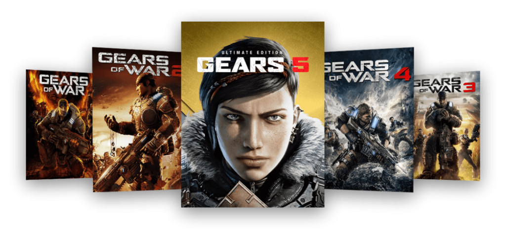 Канон Gears of War