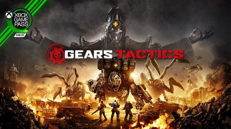 Gears Tactics XGP