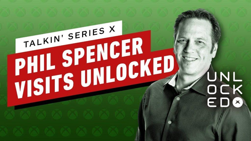 Фил Спенсер: «У нас есть план победы»