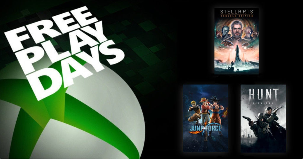 Free Play Days [28 мая — 1 июня 2020]