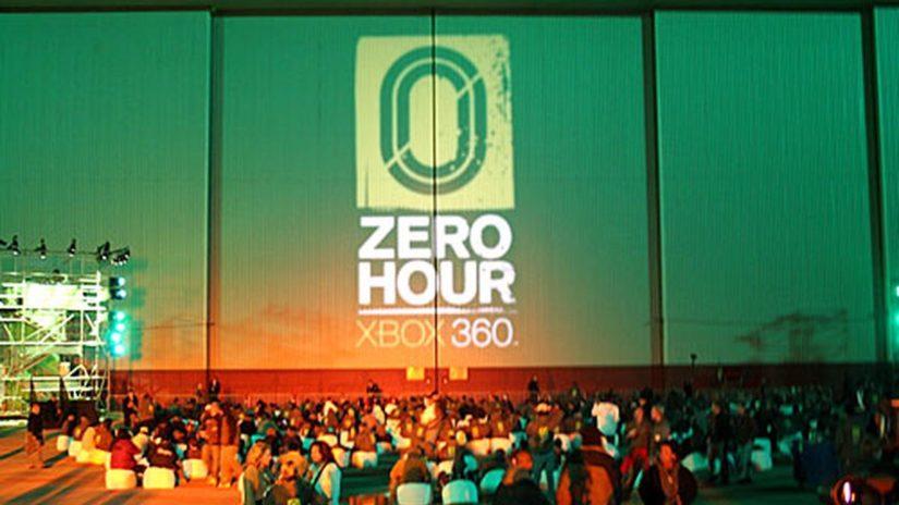 Xbox 360 Zero Hour 1