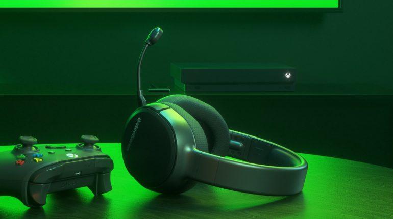 Беспроводная гарнитура SteelSeries Arctis 1 Wireless совместима с Xbox One и Xbox Series X