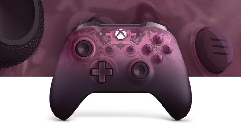 Besprovodnoj-gejmpad-Xbox-osoboj-serii-Phantom-Magenta-dostupen-dlya-pokupki