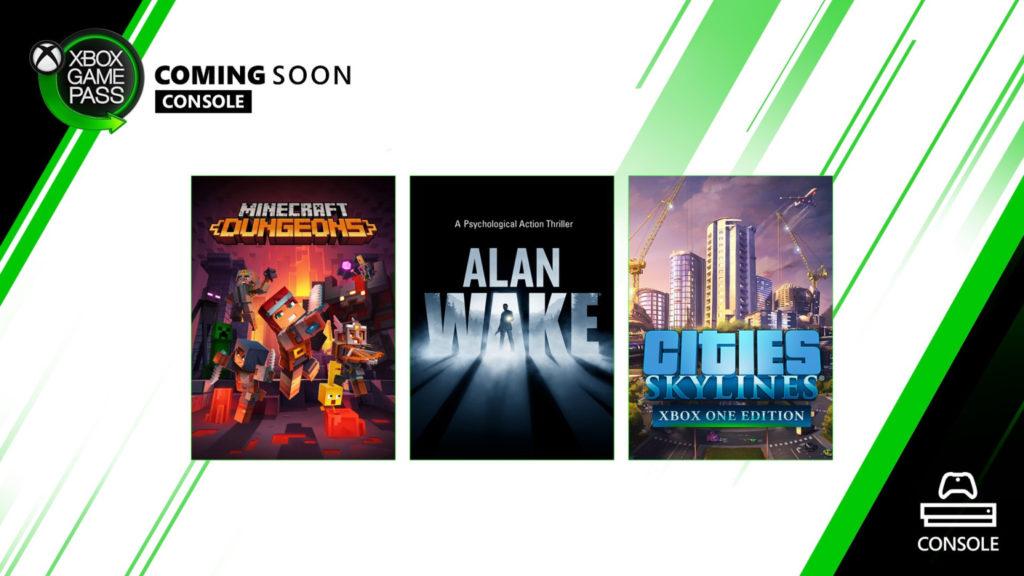 Новые игры для Xbox Game Pass [Май 2020/2]