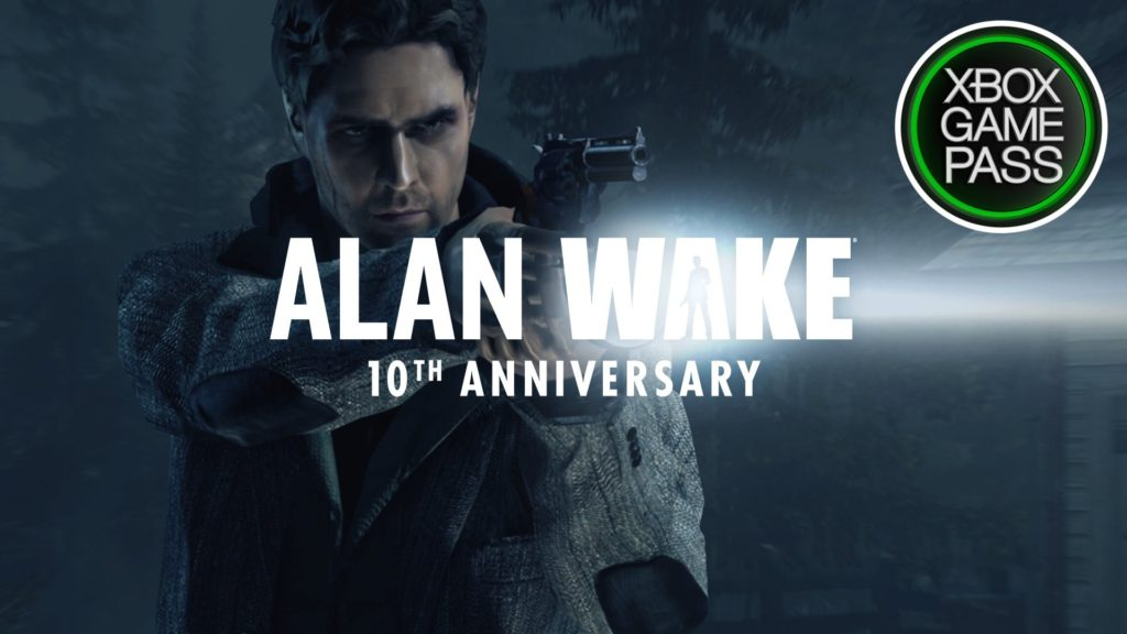 Alan Wake добавлен в Xbox Game Pass [Май 2020/2]