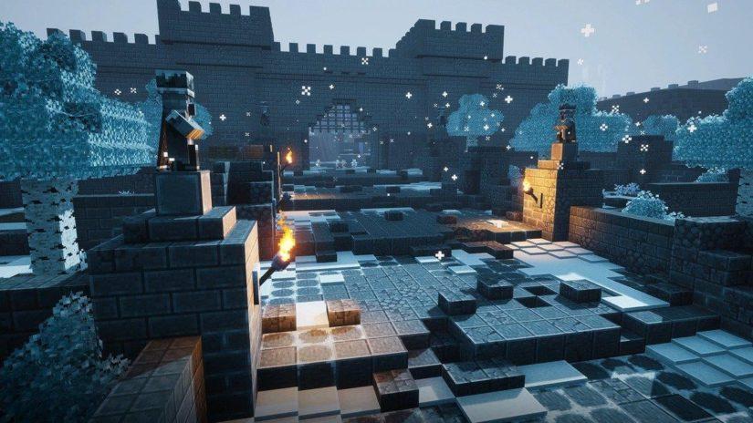 Скриншоты из будущих DLC Minecraft Dungeons попали в сеть