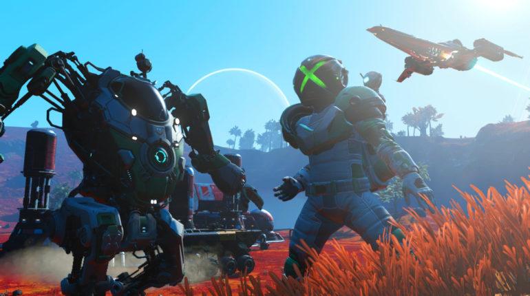 No Man's Sky выйдет в Xbox Game Pass в июне