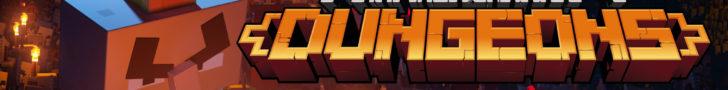 Обзор Minecraft Dungeons XboxUnion.ru