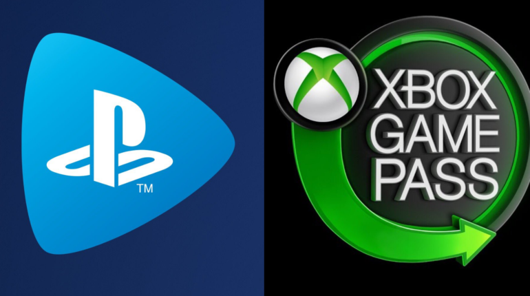 PS Now VS Xbox Game Pass