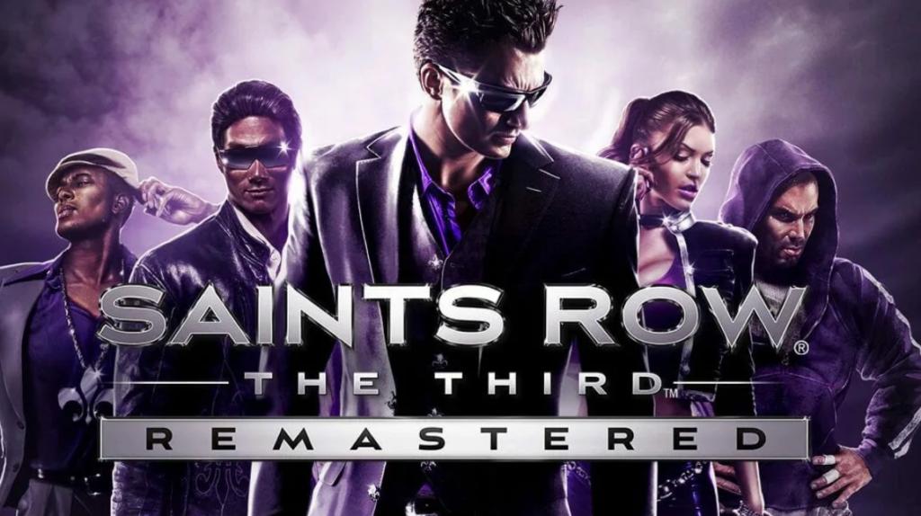 Saints Row: The Third Remastered – один из лучших ремастеров