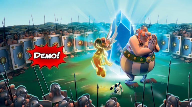 В Microsoft Store вышла демоверсия Asterix & Obelix XXL 3 The Crystal Menhir