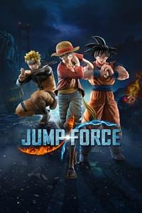 jump force обложка