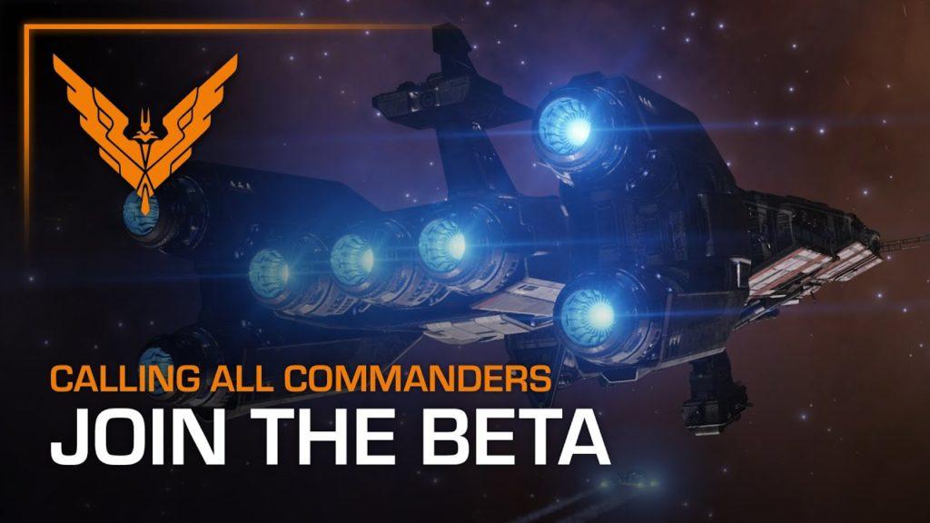 Elite Dangerous Fleet Carriers [Бета]