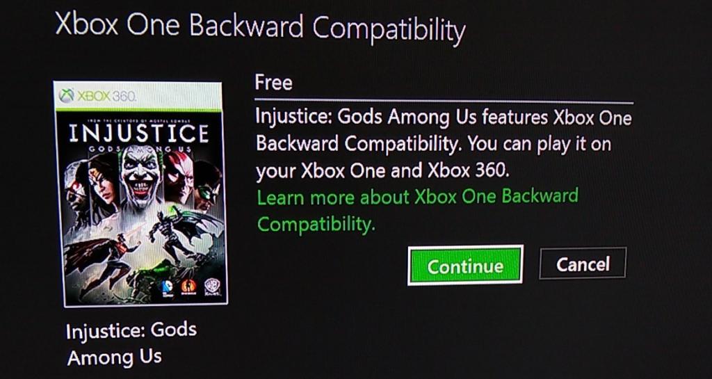 Injustice Gods Among Us стала бесплатной в Microsoft Store