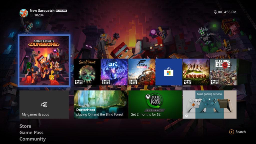 Обновление прошивки Xbox One стало доступно всем пользователям [Июнь 2020 года]