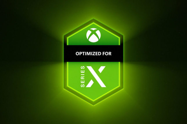 Оптимизировано для Xbox Series X [Optimized for Xbox Series X]
