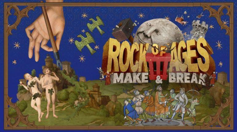 Пользователям Xbox One стала доступна бесплатная демоверсия Rock of Ages 3