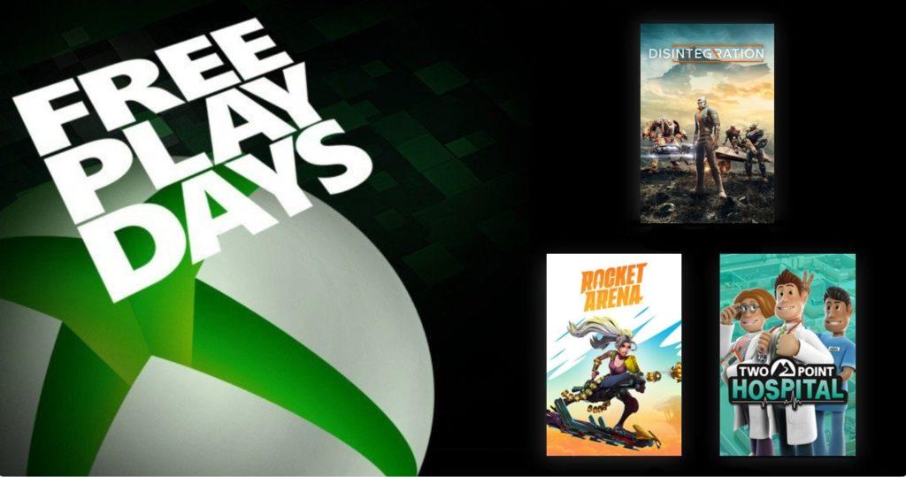 Free Play Days [30 июля — 2 августа 2020]