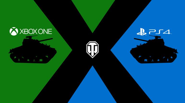 World of Tanks cross-play