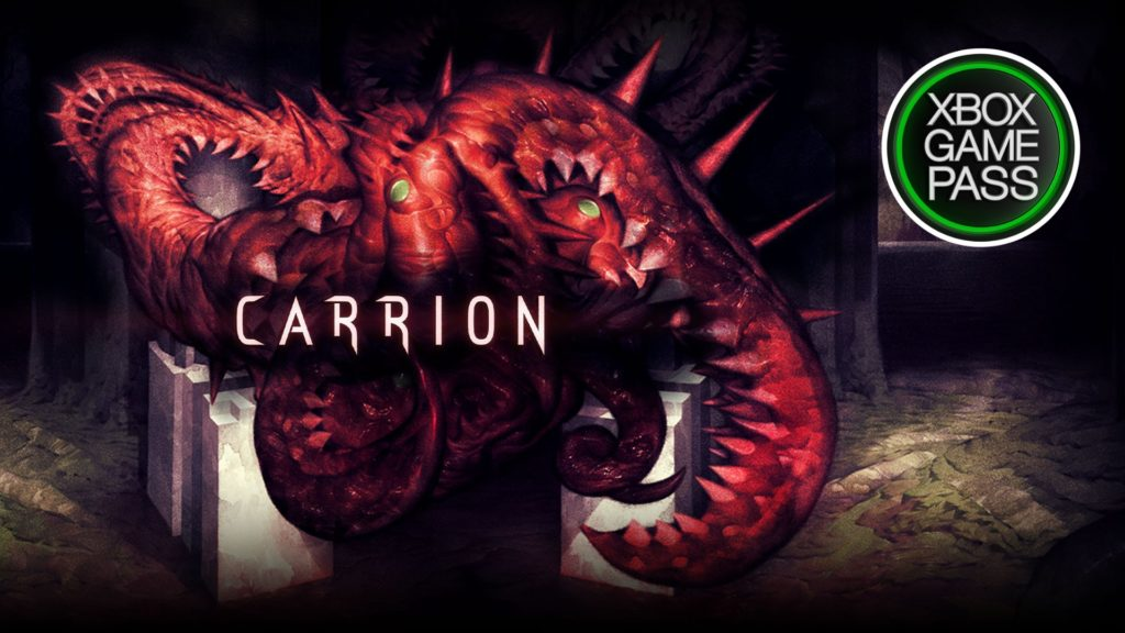 Carrion добавлен в Xbox Game Pass