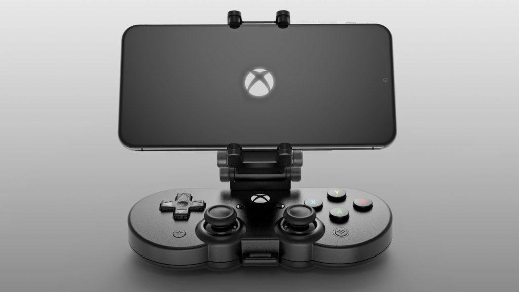 Представлен новый Xbox геймпад идеально подходящий для игр с потоковой передачей