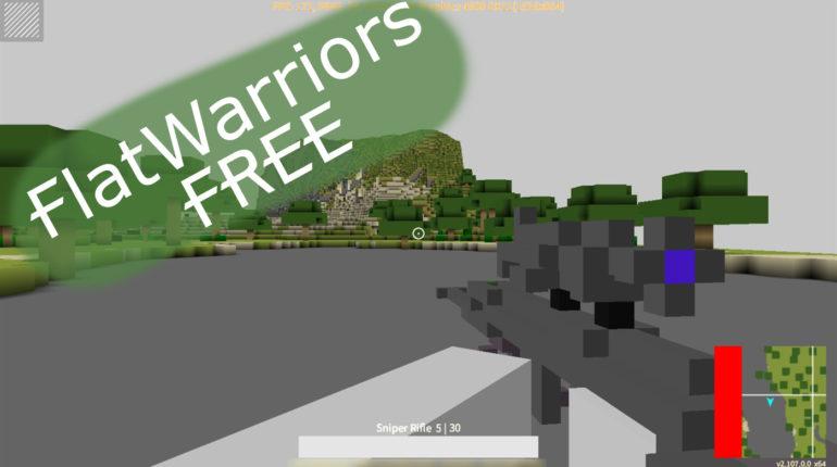 FlatWarriors можно забрать бесплатно в Microsoft Store в течение дня