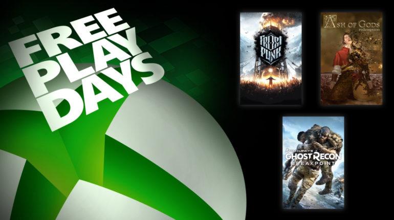 Free Play Days [16 — 20 июля 2020]
