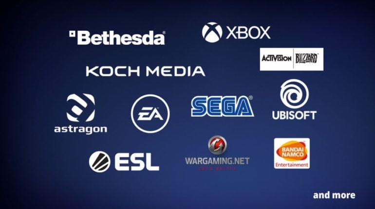 Microsoft примет участие в цифровом Gamescom 2020