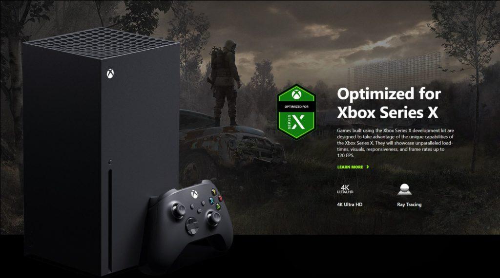 STALKER 2 оптимизирован для Xbox Series X