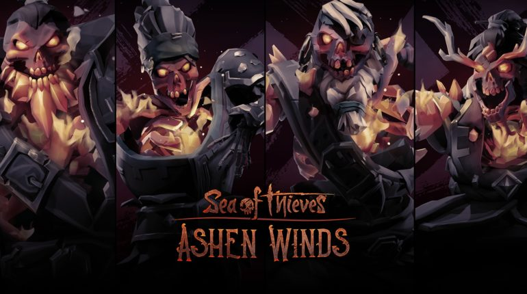 Ashen Winds Sea of Thieves