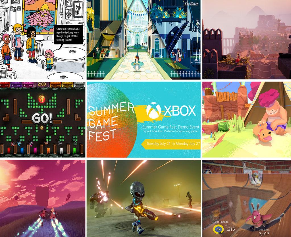 Summer Game Fest стартовал на Xbox