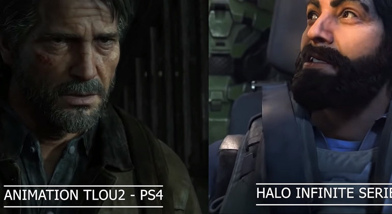 The Last of Us Part II для PS4 сравнили с Halo Infinite для Xbox Series X