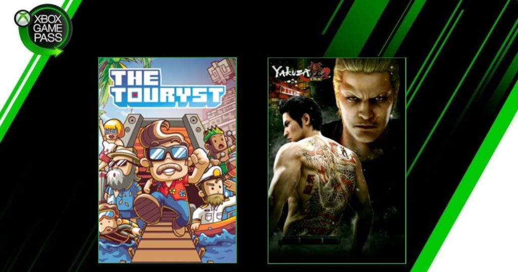 The Touryst и Yakuza Kiwami 2 в Xbox Game Pass