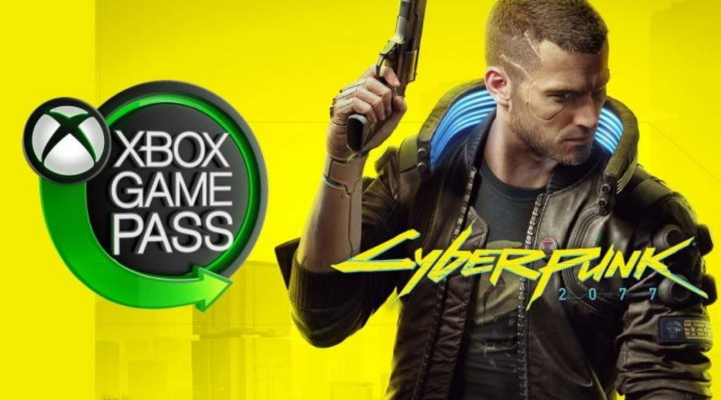 Xbox Game Pass Cyberpunk 2077