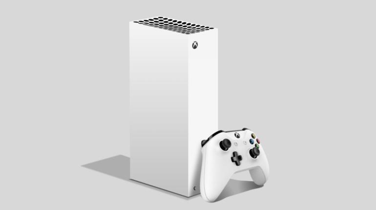 Xbox Series S Xbox Lockhart