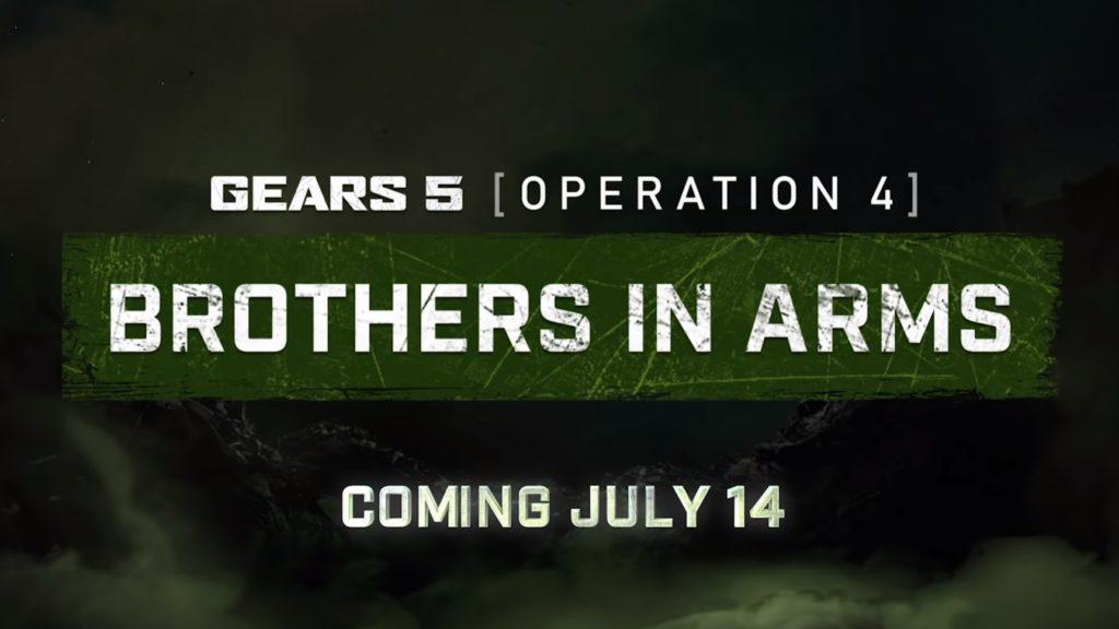 Новое дополнение для Gears 5 в июле 2020