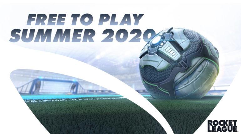 Rocket League перейдёт на Free to Play этим летом