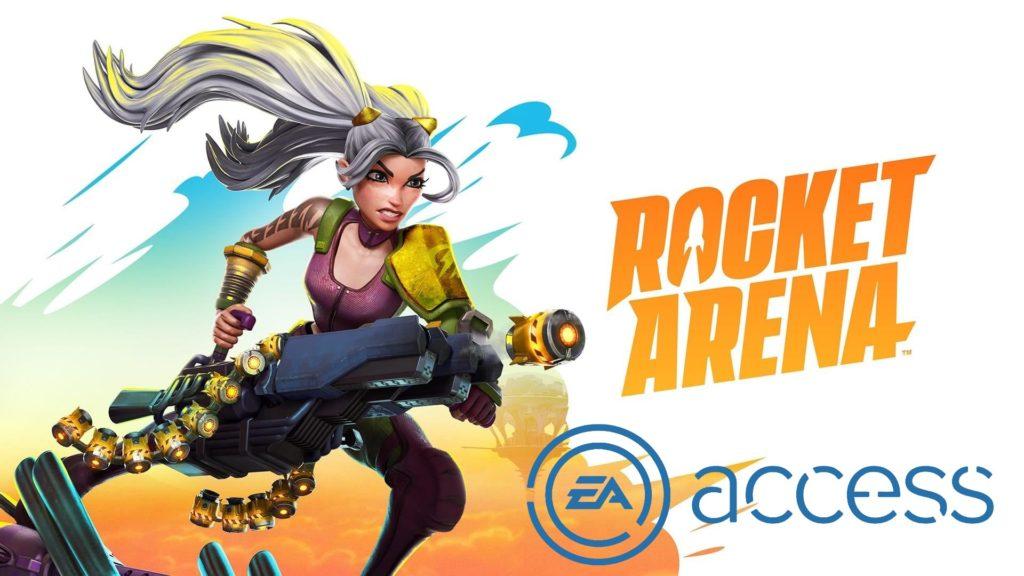 Rocket Arena в EA Access