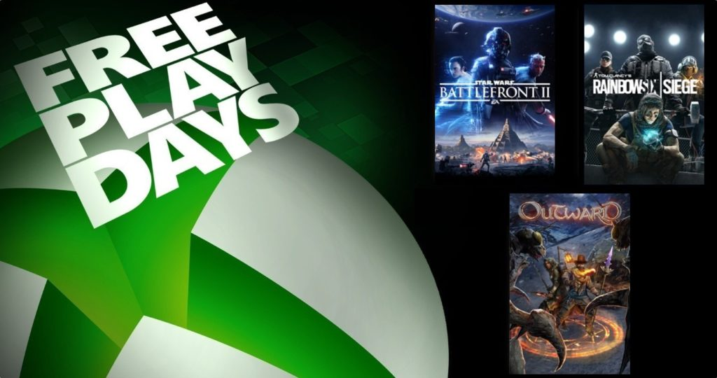 Free Play Days [27 — 31 августа 2020]