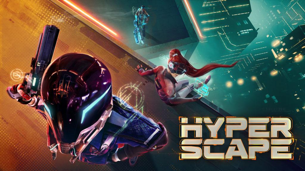 Hyper Scape вышла на Xbox