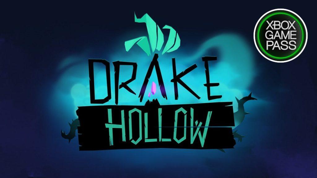 Drake Hollow в Xbox Game Pass [Август 2020/2]