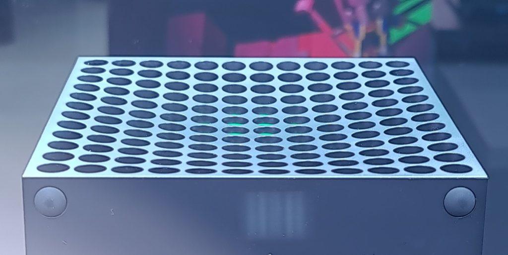 Xbox Series X на выставке в Кёльне