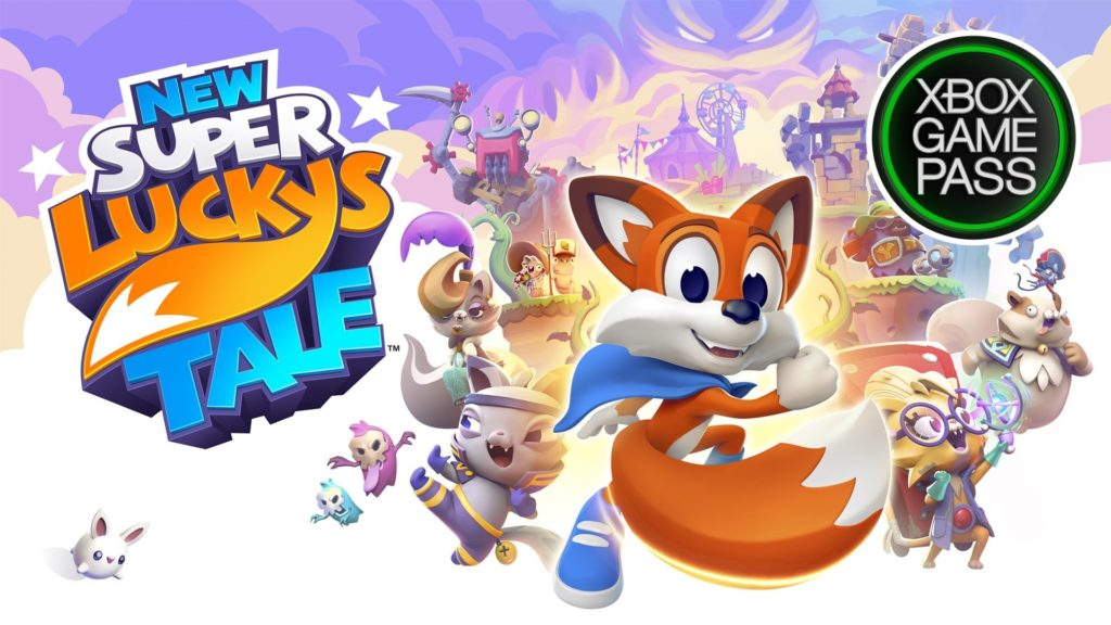 New Super Lucky's Tale в Xbox Game Pass