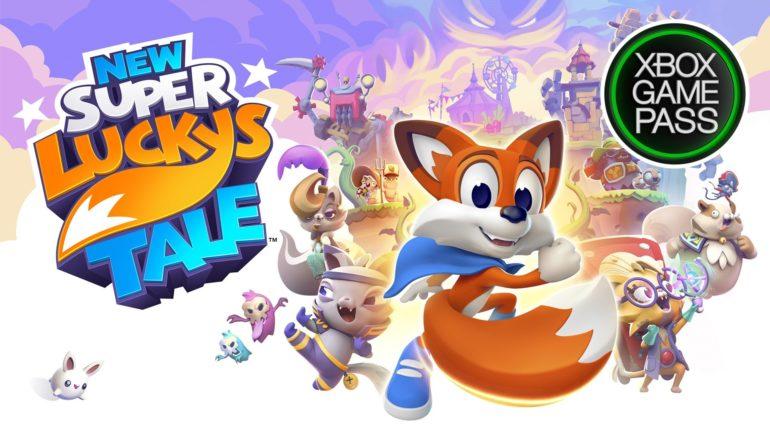 New Super Lucky's Tale доступна подписчикам Xbox Game Pass [Август 2020/2]