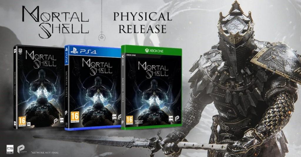 Анонсировано физическое издание Mortal Shell, которое в октябре появится в продаже